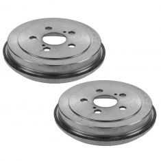 Rear Brake Drum PAIR (AUTO EXTRA AX80092)