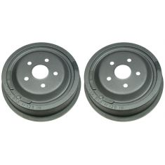 Front or Rear Brake Drum PAIR (AUTO EXTRA AX8200)