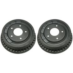 Front or Rear Brake Drum PAIR (AUTO EXTRA AX8798)