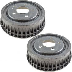 Rear Brake Drum PAIR (AUTO EXTRA AX8939)