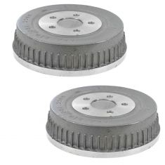 Rear Brake Drum (80011) Pair