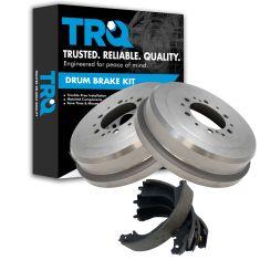 87-00 Toyota 4Runner; 87-95 Pickup; 93-98 T100; 95-04 Tacoma; 00-02 Tundra Brake Drum & Shoe Kit