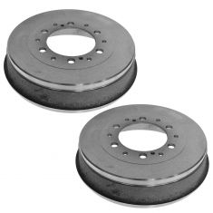 05-14 Toyota Tacoma (w/6 Wheel Studs) Rear Brake Drum PAIR