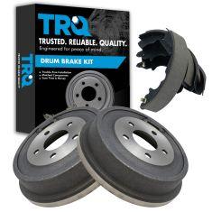 05-06 Equinox; 01-05 Aztek; 06 Torrent; 02-07 Vue; 07 Vue Hybrid Rear Brake Drum & Shoe Kit