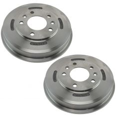 01-07 Escape Rear Brake Drum Pair