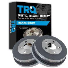 Brake Drum Pair