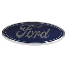 07-12 Ford Edge; 09-12 Flex SE, SEL, LTD; 08-09 Taurus X Grille Mtd Blue Oval ~Ford~ Nameplate (FD)