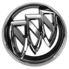 12-15 Buick Verano Grille Mounted Chrome Tri Shield Badge Emblem (GM)