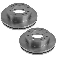 Front Disk Brake Rotor PAIR (AUTO EXTRA AX55062)