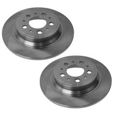 Rear Brake Rotor PAIR (AUTO EXTRA AX55065)