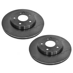 Front Disc Brake Rotor (AUTO EXTRA AX34091) PAIR