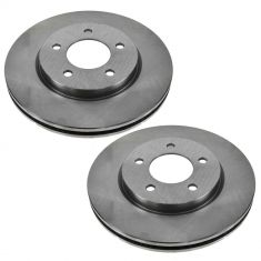 Front Disc Brake Rotor (AUTO EXTRA AX53019) PAIR