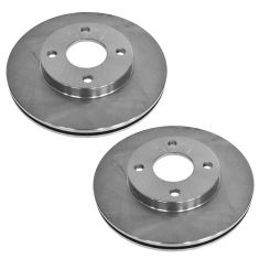 Front Disc Brake Rotor PAIR (AUTO EXTRA AX54079)