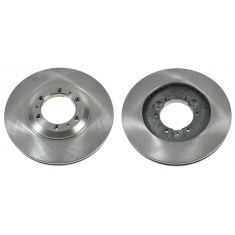 96-99 Acura SLX; 94-01 Honda Passport; 91-04 Isuzu Multifit Front Disc Brake Rotor PAIR