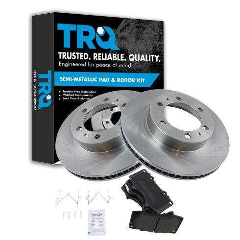 Disc Brake Hardware Kit-Original Performance Front fits 03-08 Toyota 4Runner