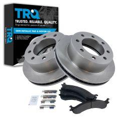 Front Disc Brake Rotor & Pad Set AUTO EXTRA AX5393,  AXMD859