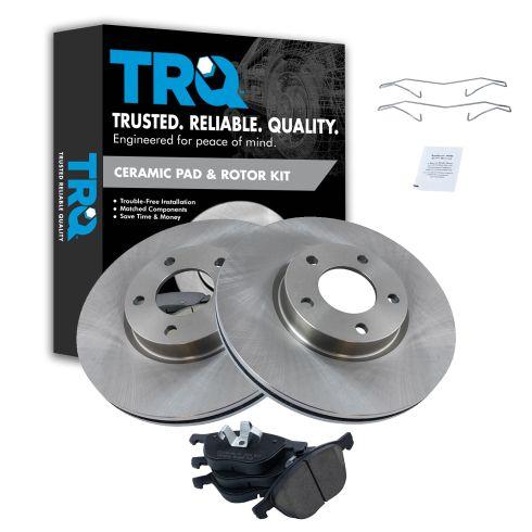 Disc Brake Pad Set-Service Grade Ceramic Disc Brake Pad Front Raybestos SGD1044C