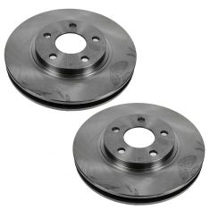 Front Disc Brake Rotor (AUTO EXTRA AX55034) Pair