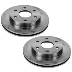 Disc Brake Rotor (AUTO EXTRA AX55054) Pair