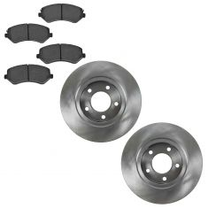 Ceramic Disc Brake Pads & Rotor Set  CD856, 53002