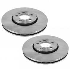 99-10 VW Beetle; 99-11 Golf; 99-05 Jetta (288x25mm) Front Brake Rotor PAIR