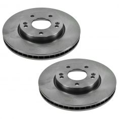 08-10 Mini Clubman S: 06 (from 7/12/09)-10 Mini Cooper S Front Disc Brake Rotor Pair