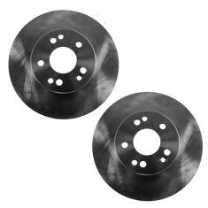 93 (from B862122) MB 300CE, (fm B864308) 300E, (fm 272722) 300TE; 94-95 E320, E420 Frt Br Rotor PAIR
