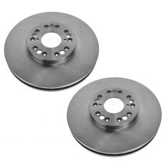 02-10 Lexus SC430; 01-05 IS300; GS, LS Front Disc Brake Rotor PAIR