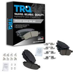 09-10 Vibe; 11-13 TC; 10-13 Matrix Ceramic Front & Rear Brake Pad Set