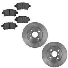 04-06 Scion Xa XB Front Ceramic Brake Pad & Rotor KIt