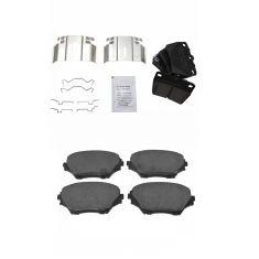 Raybestos MGD862CH Frt Ceramic Brake Pads