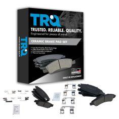 15-16 Escalade,15-16 Escalade ESV, 14-16 Silverado 1500 Front & Rear Posi Ceramic Brake Pad Set