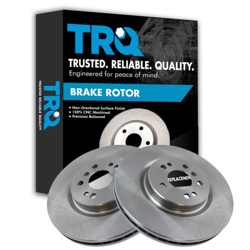DuraGo BR900872 Front Vented Disc Brake Rotor