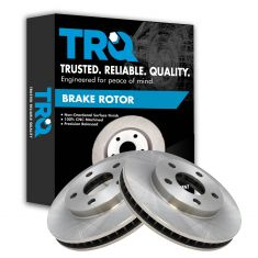 Replacment Brake Rotor Pair
