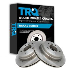 Replacment Brake Rotor Pair