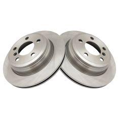 Replacement Brake Rotor Pair