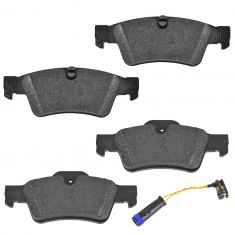 05-15 MB G; 07-12 GL, R; 07-11 ML Class Rear Disc Brake Pad Set w/Wear Sensor  (MB)