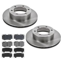 Raybestos Service Grade Disc Brake Pads & Rotor Set Front SGD799M, 96575R