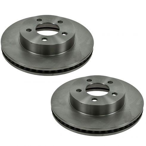 Front Disc Brake Rotor (Raybestos Professional Grade) 780036R Pair