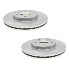 Front Disc Brake Rotor (Raybestos Professional Grade) 66442R Pair