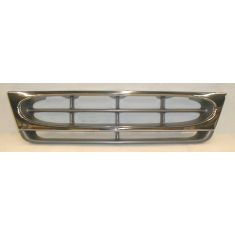 97-02 Ford Van Chrome Grille