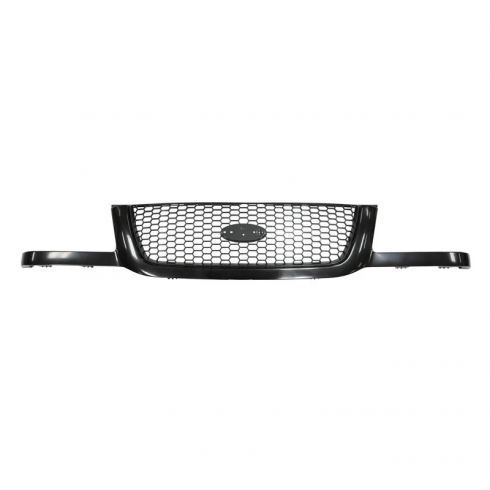 Grille (with Argent Mesh and Black Surround)