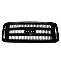 05-07 Ford F250SD, F350SD, F450SD, F550SD Black Grille