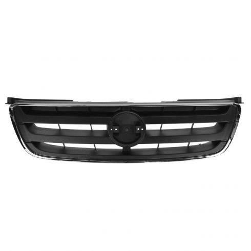 02-04 Nissan Altima Grille Dark Gray & Chrome