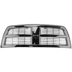 10-12 Dodge Ram 2500, 3500 Front All Chrome Grille