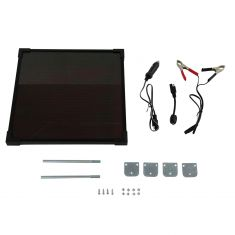 Battery Doctor: Amorphous Solar Panel Trickle Charger/Maintainer (5 Watt)