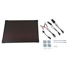 Battery Doctor: Amorphous Solar Panel Charger/Maintainer (9 Watt)