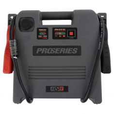 Schumacher: ProSeries (1800 Peak Amp) Portable Battery Jump Starter w/12V DC Power Source