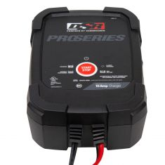 Schumacher: ProSeries (10 Amp) Fully Auto Microprocessor-Controlled Battery Charger w/Service Mode