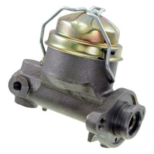 64-66 GM Multifit (w/Moraine Mfg); 62-65 Jeep Wagoneer w/Pwr Brakes Master Brake Cylinder